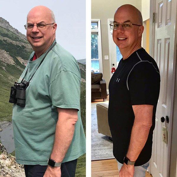 Dan J. Transformation