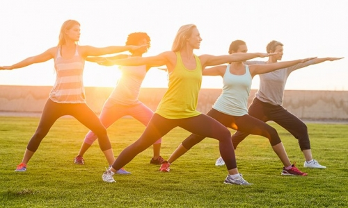 Can Getting Fit Set Up Your Next Career Move?